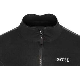 GORE WEAR C5 Gore-Tex Infinium Kortærmet cykeltrøje Herrer, black